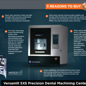 Versamill 5XS 5 Reasons